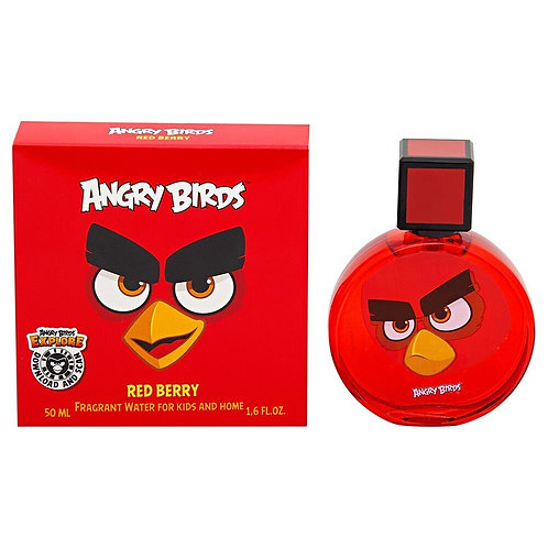 Angry Birds Red Berry Душистая вода 50 мл