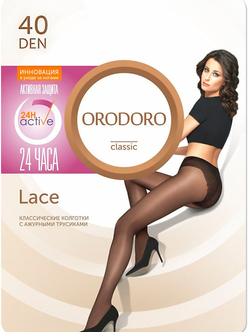 Колготки Orodoro, 40 den