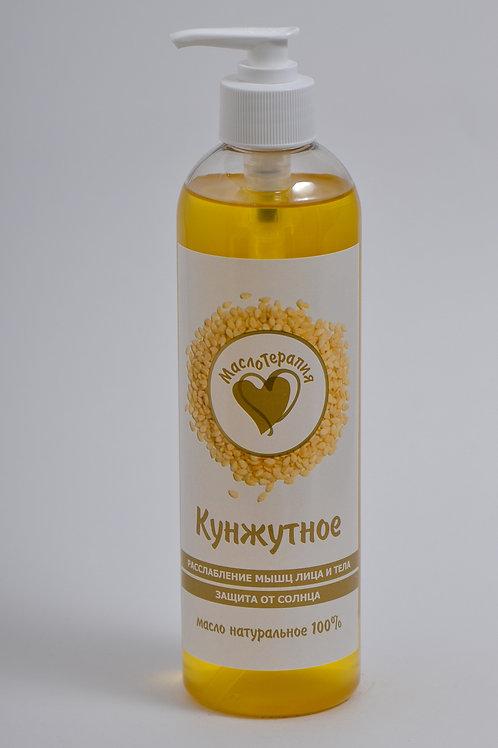"""НатурВита """"Кунжутное"""" масло нерафинированное натуральное косметическое, 500мл"""