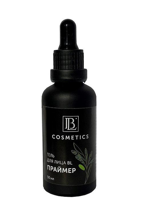 BL Cosmetics Гель-праймер для лица, Выравнивающий, Байкал, 50 мл