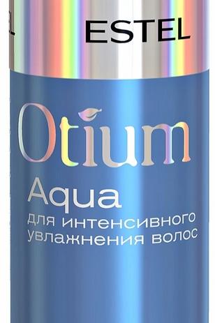 ESTEL Professional Спрей для интенсивного увлажнения волос OTIUM AQUA, 200 мл