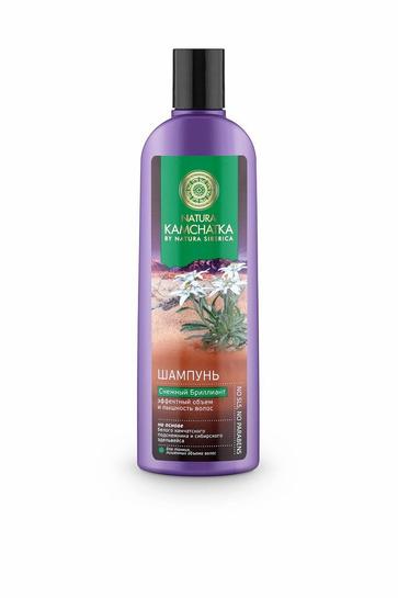 """Natura Siberica Kamchatka Бальзам для волос """"Снежный Бриллиант"""", эффектный объ.."""