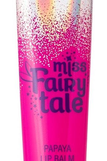 Beauty Bomb Бальзам для губ Miss Fairytale, Папайя