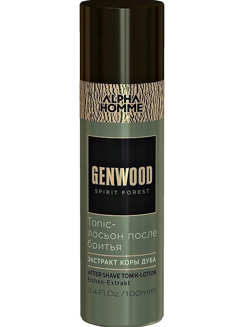 Estel Alpha Homme Genwood Tonic-лосьон после бритья 100 мл.