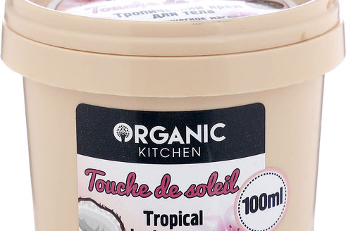 Крем для тела Organic Shop Bloggers Kitchen, тропический, от блогера kdukalis,..