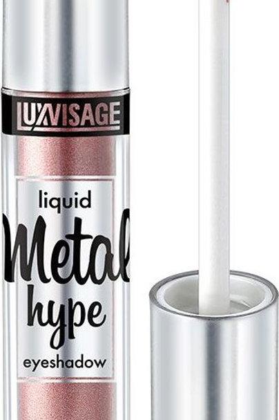 Luxvisage Metal Hype Жидкие тени для век, тон №3, 3,5 мл