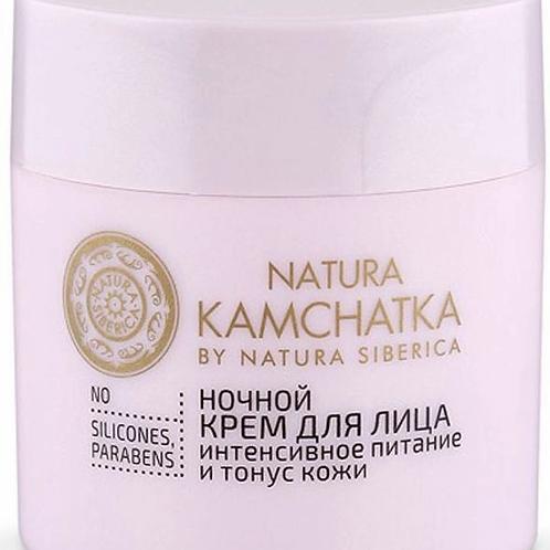 """Natura Siberica Kamchatka Ночной крем для лица """"Интенсивное питание и тонус ко.."""