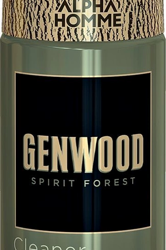 Estel Professional Genwood Cleaner Пена для лица и бороды, 150 мл