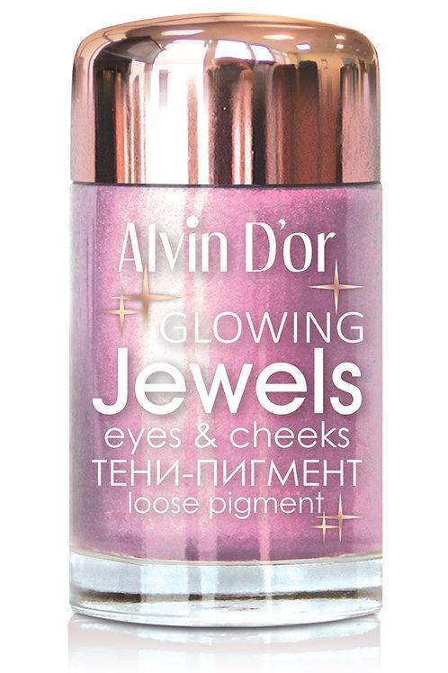 Alvin D'or ,Тени-пигмент д/век Jewels 3г. 06