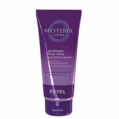 Estel Professional Вечерняя гель-пена для душа и ванны ESTEL MYSTERIA, 200 мл