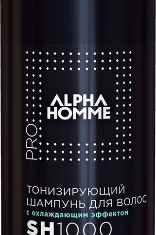 """Estel Professional Шампунь для волос """"Alpha Homme Pro"""", тонизирующий, с охлажд.."""