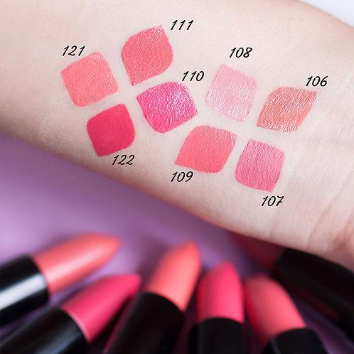 """Belor Design Помада для губ """"Smart Girl Be Color"""" тон 109 розовый амаранте"""