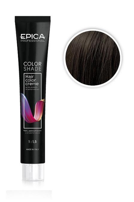 Epica Крем-краска светлый шатен шоколад холодный, 5.07 100 мл