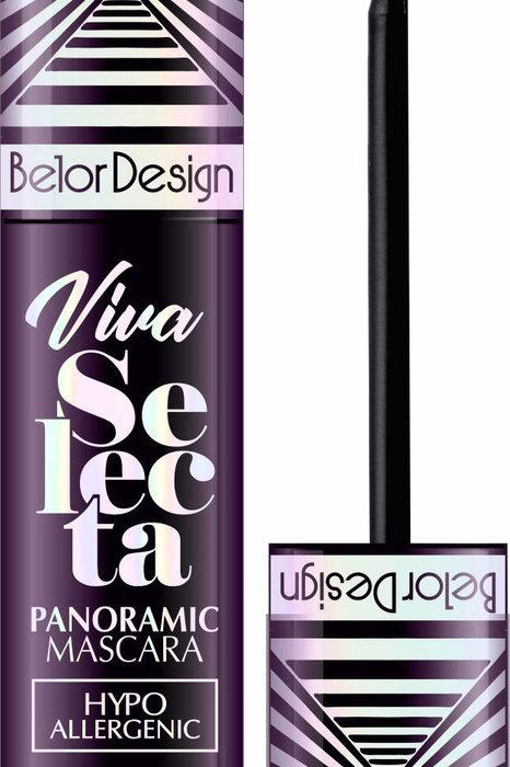 Belor Design Viva Selecta Тушь для ресниц панорамная, 12,7 г