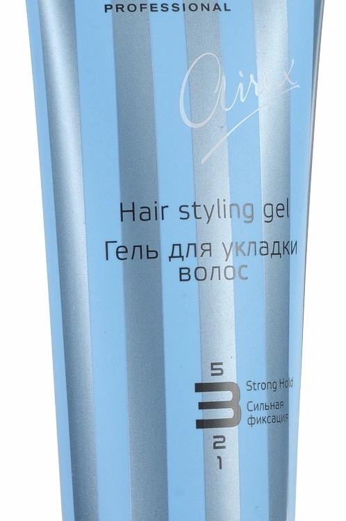ESTEL гель для укладки волос AIREX сильная фиксация, 200 мл