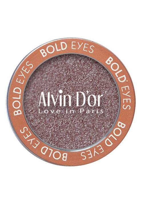 "Alvin D'or, Тени д/век ""Bold Eyes"" тон 11 golden chocolate (золотой шоколад)"