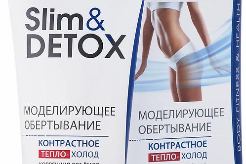 "Compliment Slim&Detox Обертывание ""Тепло-Холод"", 200 мл"