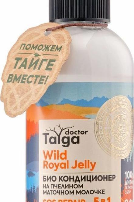 """Natura Siberica Doctor Taiga """"Био. 5 в 1"""" Кондиционер для всех типов волос, 17.."""