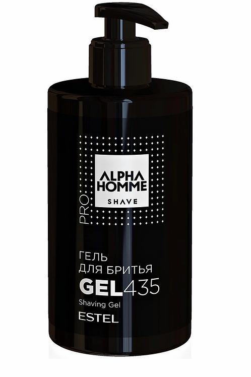Estel Professional Alpha Homme Pro Гель для бритья, 435 мл