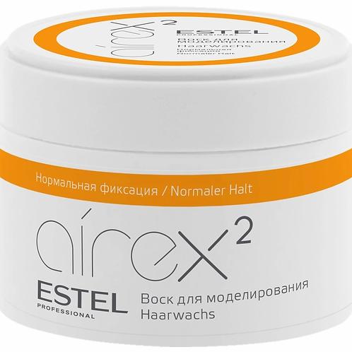 ESTEL PROFESSIONAL Воск для волос  AIREX нормальной фиксации, для моделировани..