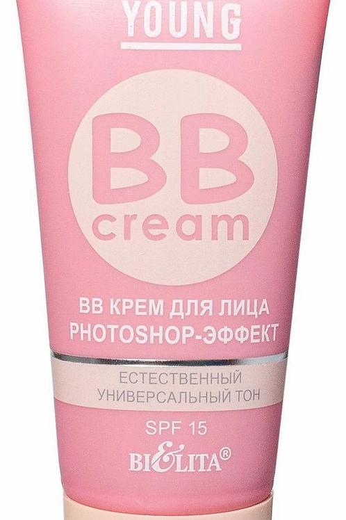 Белита BB Крем для лица туба Belita Young, 30 мл
