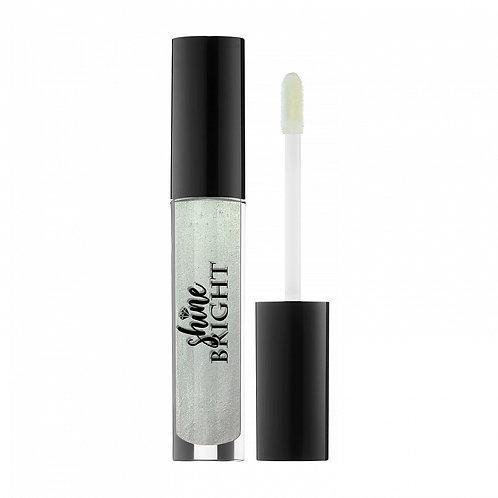 Belor Design Блеск для губ Shine bright тон 4 (topaz)