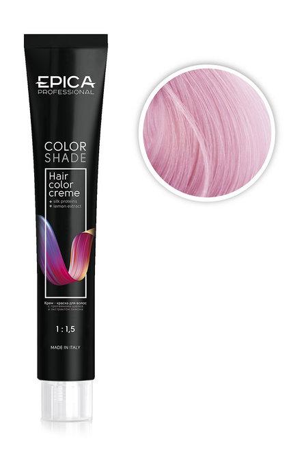 Epica Крем-краска пастельное тонирование Розовый, 100 мл