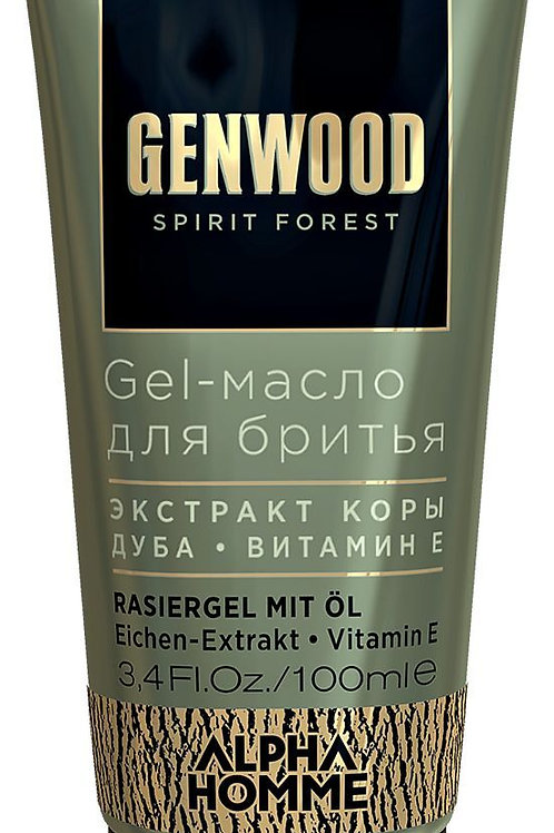 Estel Professional Genwood Gel Масло для бритья, 100 мл