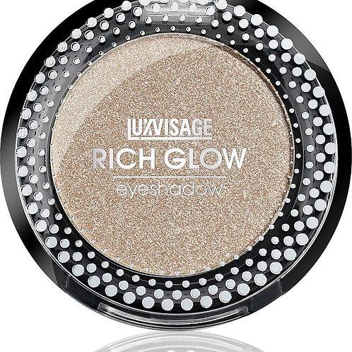 Luxvisage Rich Glow Тени для век, тон №2, 2 г