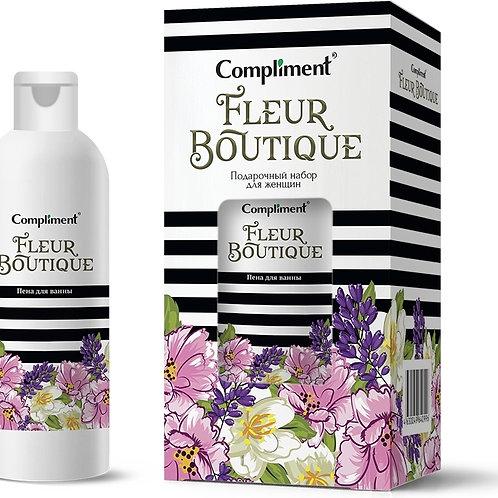 Compliment Bouquet Подарочный набор: пена для ванны, 200 мл + соль для ванны, ..