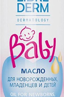 Librederm Baby Масло для новорожденных, младенцев и детей, 150 мл
