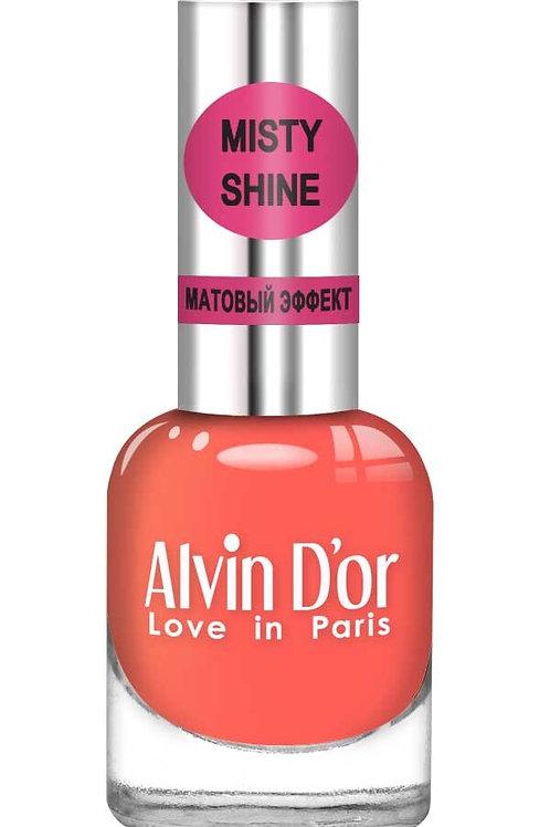 "Alvin D'or Лак д/ногтей Misty shine тон 518 ""Огненный танец"""