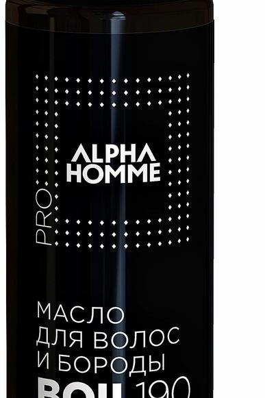 Estel Alpha Homme Масло для волос и бороды 190 мл.