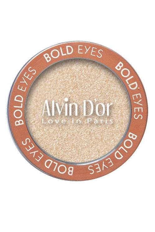 "Alvin D'or, Тени д/век ""Bold Eyes"" тон 02 beige nacre (жемчужный беж)"