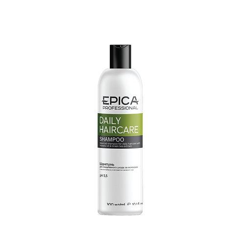 Epica Professional Шампунь для волос Daily Care, для ежедневного использования..