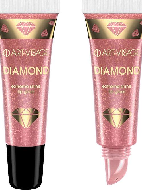 Блеск для губ Art-Visage Diamond, тон 57 Рубин