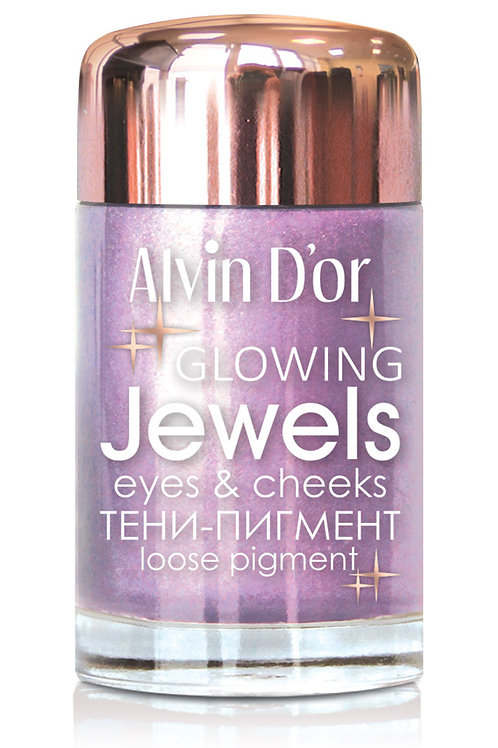 Alvin D'or ,Тени-пигмент д/век Jewels 3г. 04