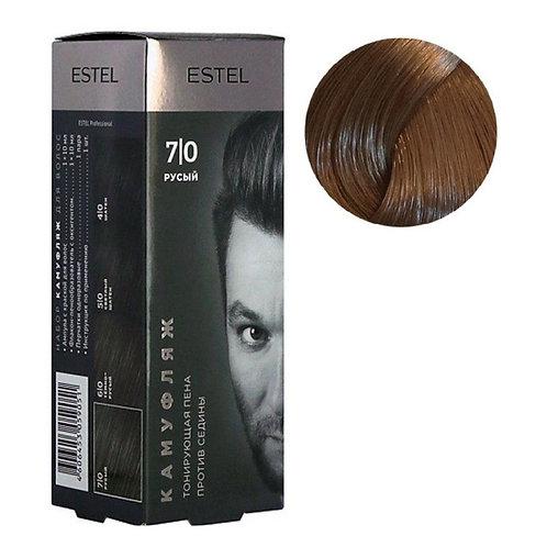 ESTEL AH7/K Набор для камуфляжа волос ALPHA HOMME 7/0