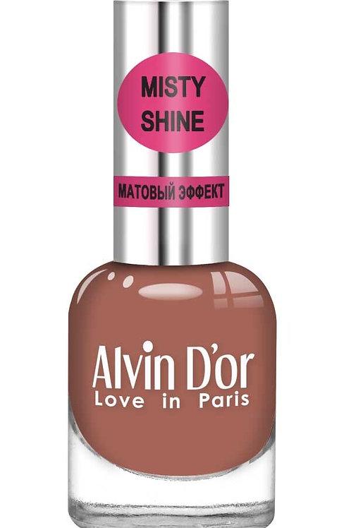 Alvin D'or Лак д/ногтей Misty shine тон 521