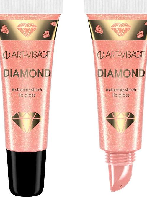 "Art-Visage Блеск для губ ""Diamond"" 55 авантюрин 12 мл"