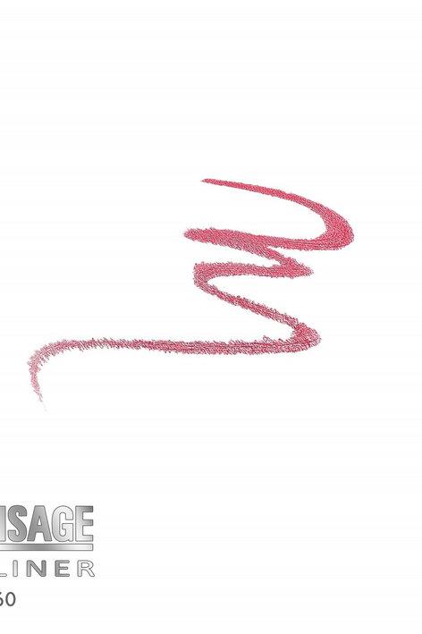 LUXVISAGE Карандаш для губ тон 60, ярко-розовый