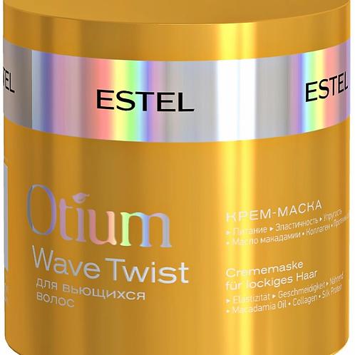 Estel Otium Wave Twist Крем-маска для вьющихся волос 300 мл