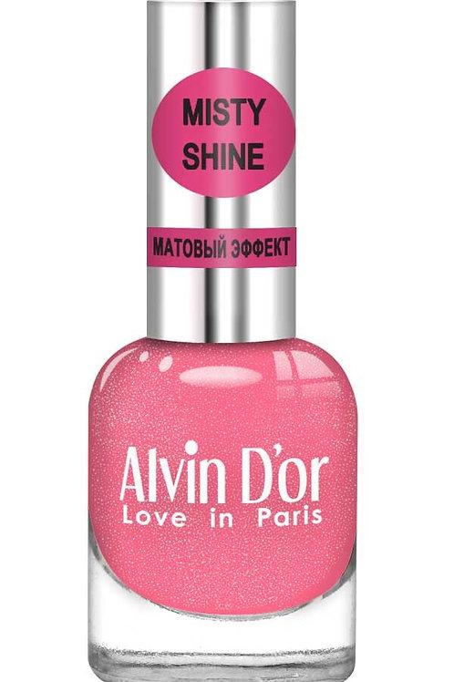 "Alvin D'or Лак д/ногтей Misty shine тон 508 ""Мантия королевы"""