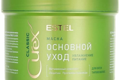 CUREX CLASSIC Основной уход Маска для всех типов волос, 500 мл