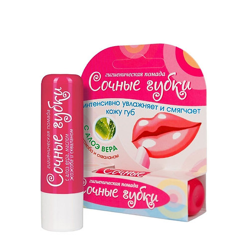 """Belor Design Бальзам для губ """"Сочные губки"""", 4 г"""