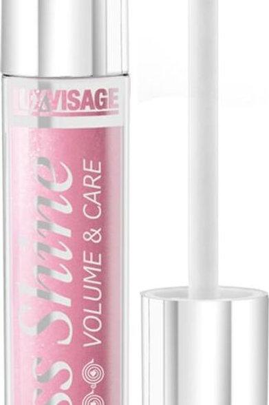 Luxvisage Glass Shine Блеск для губ, тон №5, 2,8 мл