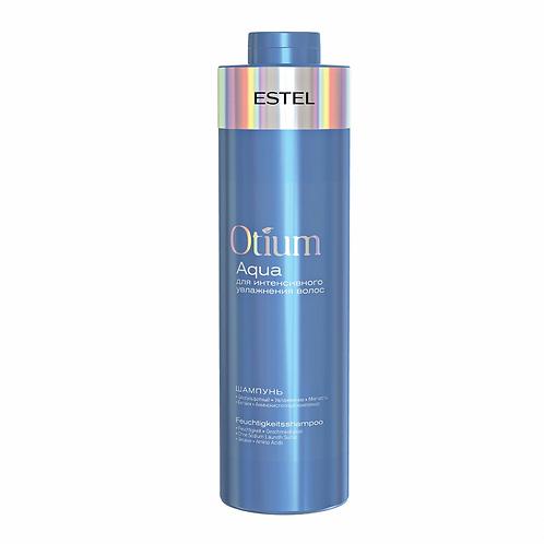 Estel Professional Шампунь для интенсивного увлажнения волос OTIUM AQUA, 1000 мл