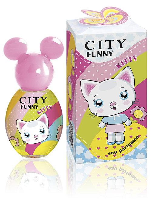 City Parfum City Funny Kitty Душистая вода 30 мл