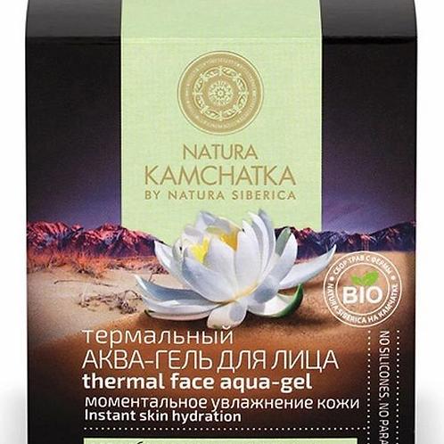 """Natura Siberica Kamchatka Термальный аква-гель для лица """"Моментальное увлажнен.."""