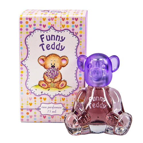 Понти Парфюм Funny Teddy Душистая вода 15 мл